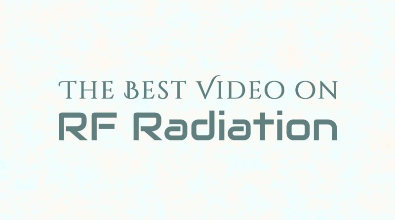 The Best Video on RF Radiation