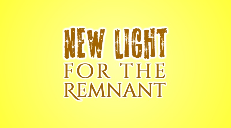 New Light for the Remnant