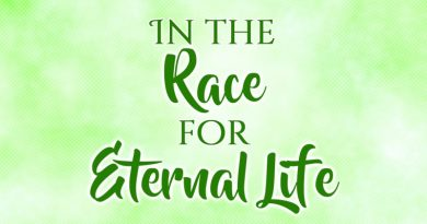 In the Race for Eternal Life