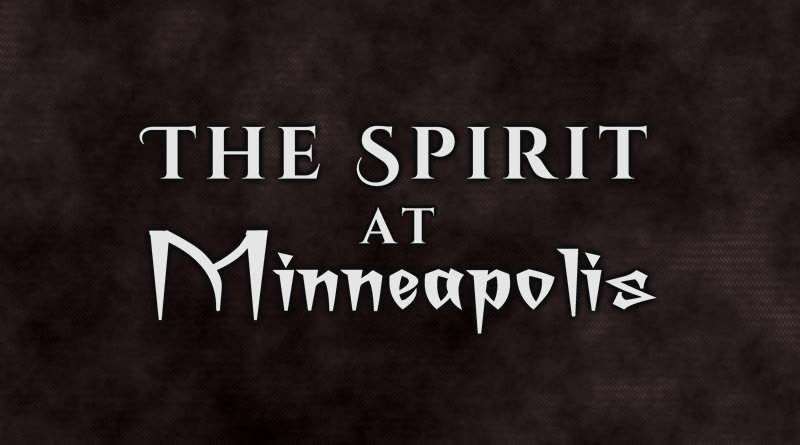 The Spirit at Minneapolis